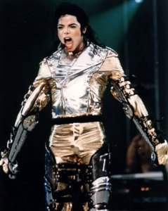 Michael Jackson, inimitabile