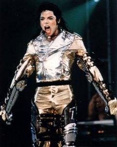 Michael Jackson, inimitabile